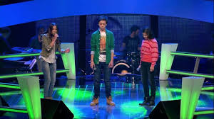 The Voice Kids Blind Auditions 2014 London Grammar Strong Hannah Saphira Carlo The Voice Kids
