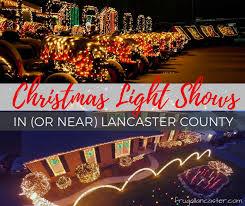 christmas lights houses near me christmas light shows in or near lancaster frugal lancaster