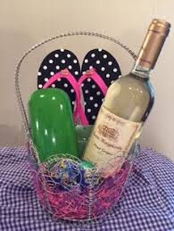 ideas for easter baskets for adults bloody easter basket gift baskets