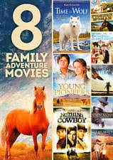 8 family adventure movies dvd 2013 2 disc set ebay