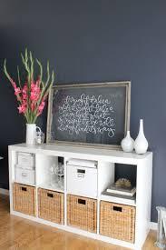 eket hack wall box molding decorate ikea storage hack moppe chalk paint u
