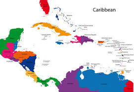 where is and tobago located on the world map location size and extent and tobago located