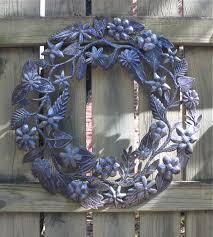 wreath three steps