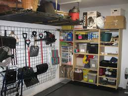 garage wall shelves storage bin shelving system tags magnificent open cabinets