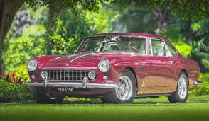 classic ferrari convertible classic cars gain value as interest from chinese and millennial