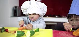 kitchen knives for children inspire your to cook with a safe mini knife set food hacks