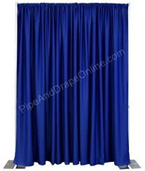 pipe and drape backdrop complete pipe and drape backdrop packages with everything you need