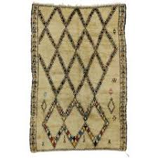Rugs From Morocco Vintage Beni Ourain Rug From Morocco At 1stdibs