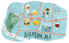 Boston Mass Map by Where To Eat And Drink In Hudson Mass Boston Magazine