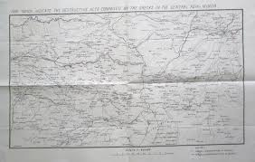 Ottoman Names Afternoon Map A Cartographic Companion To World War One In The