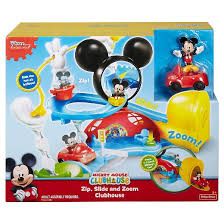 fisher price disney mickey mouse clubhouse zip slide zoom