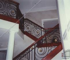 Iron Banisters And Railings Aluminum Railing Wrought Iron Stair Railing Drive Gates Cable