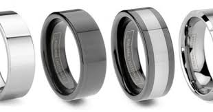 wedding band alternatives tungsten wedding bands you make me want to say i do