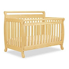 convertible cribs natural wood buybuy baby