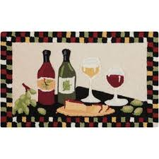 Fruit Kitchen Rugs Buy Wine Kitchen Rugs From Bed Bath U0026 Beyond