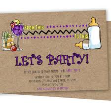 baby brunch invitations heaven sent baby shower invitation boy from partyprintexpress