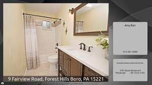 9 fairview road forest hills boro pa 15221 youtube