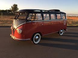volkswagen bus front barrett jackson countdown 1956 volkswagen 23 window microbus