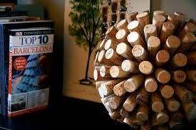 How To Make A Decorative - how to make a decorative cork ball all put together