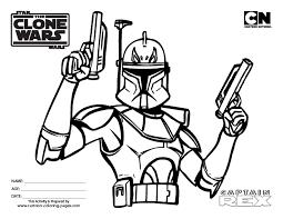 Clone Wars Coloring Sheets Bebo Pandco Wars Clone Coloring Pages