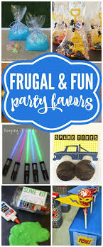 party favors for boys budget birthday favor ideas pretty my party