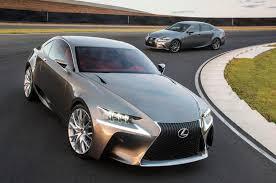 lexus gs insurance group lexus lf cc concept meets is 350 f sport sedan w video