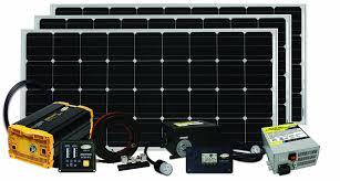 amazon com go power solar extreme complete solar and inverter