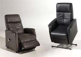 fauteuil relax releveur fauteuil relax électrique cuir 28 images fauteuil en cuir gris