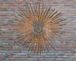 outdoor wall way to bring to bare walls www metal wall