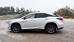 2016 lexus rx 350 f review first drive videos 2016 lexus rx350 and rx450h f sport