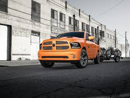 Dodge Ram Sport 2016 - ram brings a 2017 ram rebel mojave sand and ignition orange sport