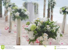 wedding flowers decoration decoration wedding flower arch stock photo image 62353527