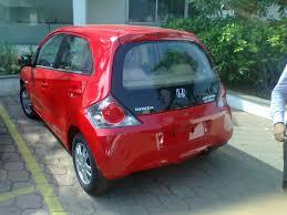 Honda Brio Launch Date Scoop Honda Brio Automatic Spotted In Chennai Launch Very Soon