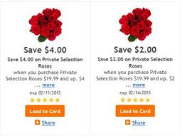 King Soopers Flowers - roses coupon save 6 on roses at king soopers