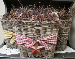 gift baskets wholesale country baskets wholesale country primitive gifts kp home