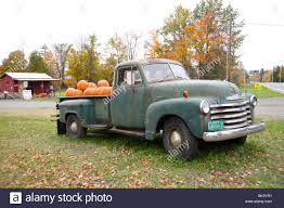 Vintage Ford Truck Images - pumpkins for sale in an old pickup truck stock photo royalty free