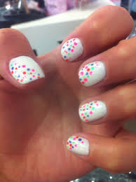 awesome spring nail design be beautiful pinterest fun nails