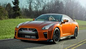 2007 Nissan Gtr The My17 Nissan Gt R Armed With A Fresh Look And More Power