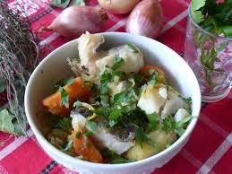 cuisiner des l馮umes sans mati鑽e grasse marmite de poisson aux legumes tartines sans gluten sans oeuf