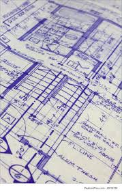 Blue Prints House by Construction House Blueprints Stock Photo I2016756 At Featurepics