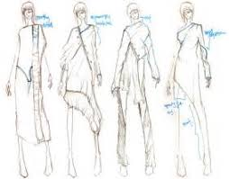 easy sketches for beginners fashion design sketches basic fashion