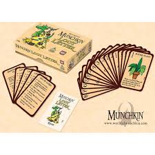 munchkin loot letter board game 729220105110 calendars com