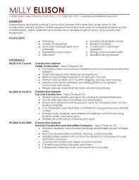 general labor resume objective statements general laborer resume general laborer resume construction labor