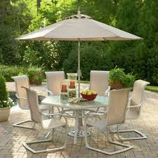 Patio Furniture Long Beach by Garden Oasis Patio Furniture Cadagu Sears Outdoor Dining Sets