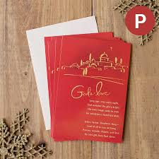 personalized boxed christmas cards one silent 18 christmas personalized boxed cards homes