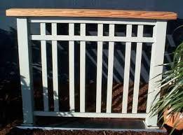 Patio Rails Ideas Best 25 Porch Railings Ideas On Pinterest Deck Railings Front
