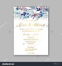 happy new year invitation floral wedding invitation with winter christmas wreath merry