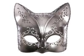 cat masquerade mask cat masquerade mask cutout stock image image of background 16163753