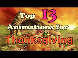 top 13 animated thanksgiving specials episodes