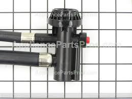 Faucet For Portable Dishwasher Whirlpool Wp99001868 Coupler U0026 Hose Assembly Appliancepartspros Com